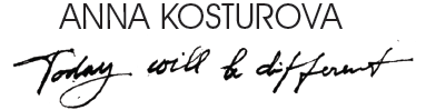 ANNA KOSTUROVA
