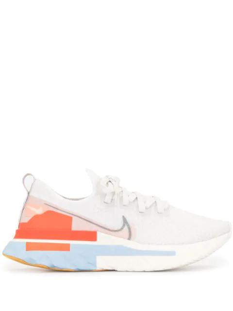 Nike React Infinity Run Flyknit Premium Women's Running Shoe ...