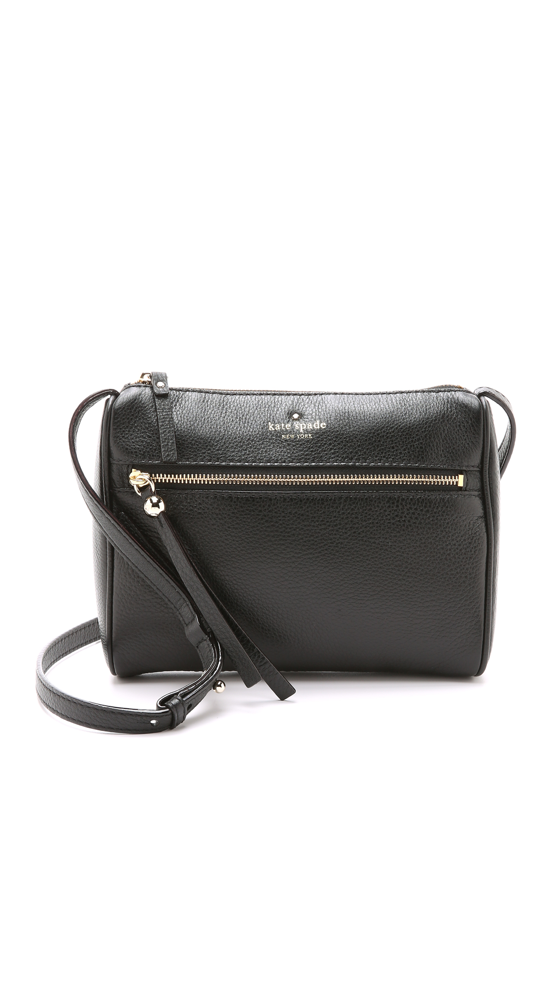Kate Spade Mini Jackson Street - Cayli Crossbody Bag - Black