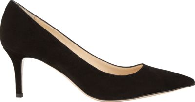 Barneys New York Milly Pointed-Toe Pumps - Black - Nero