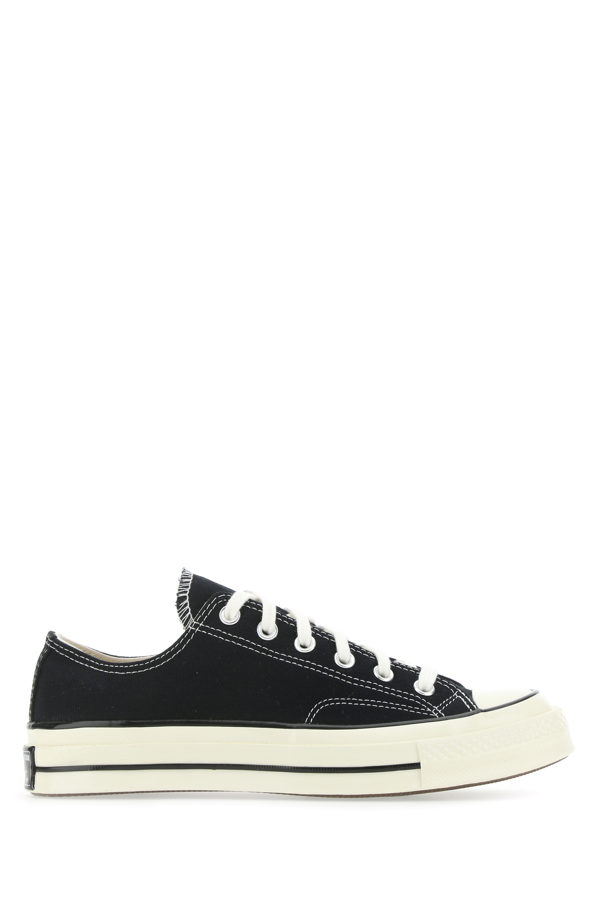 Converse Chuck Taylor All Star Canvas Low-top Sneakers In Black ...