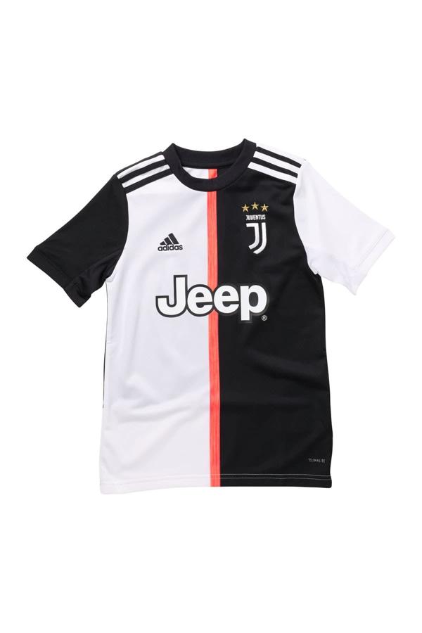 Adidas Originals Kids' Juve Jeep Sports Jersey In Black   ModeSens
