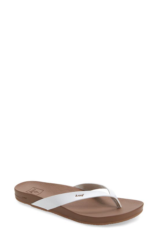Reef Cushion Bounce Court Womens Footwear Sandals Cloud All Sizes