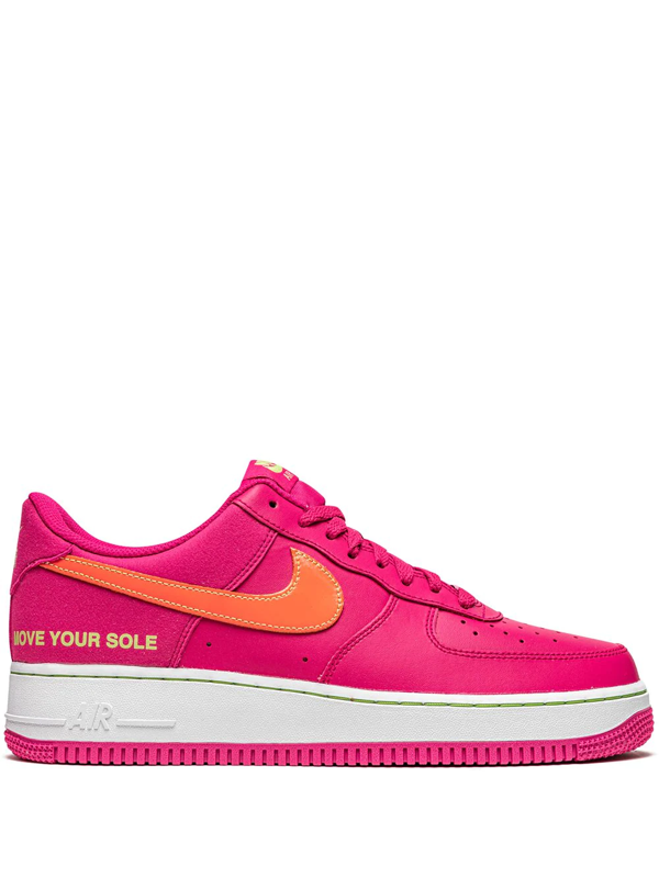 """Nike Air Force 1 Low '07 """"world Tour In Rosa   ModeSens"""