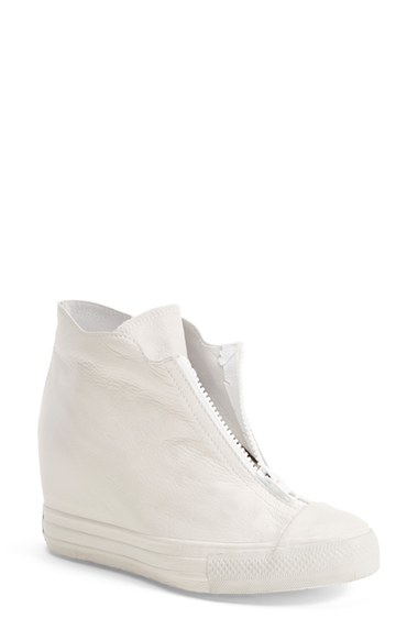 fb4d943da566d6 Converse Chuck Taylor® All Star®  Lux Shroud  Hidden Wedge Bootie (Women