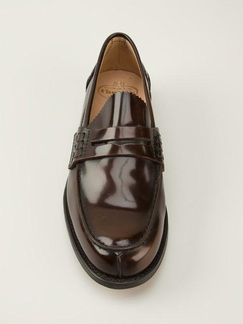 c219033be00 Church s Neston Penny Loafers In Brown