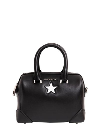 09e7fc5d1728 Givenchy Micro Lucrezia Star Smooth Leather Bag