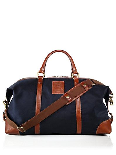 Polo Ralph Lauren Medium Nylon Duffel Bag In Navy  ad2d116eb64b1