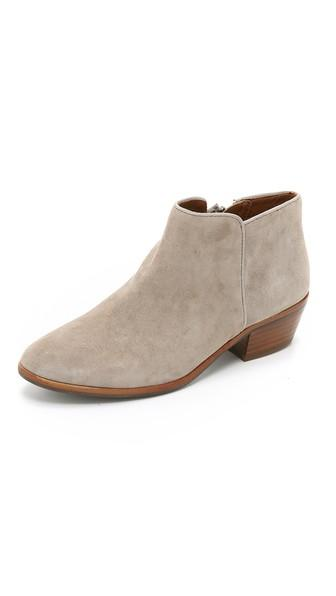 ad3ce84450eaa4 Sam Edelman Petty Suede Ankle Bootie