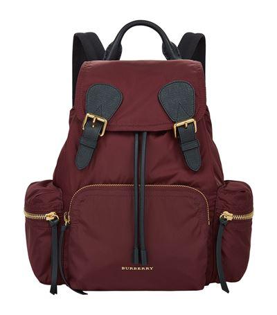 5425e0dc3d92 Burberry Medium Rucksack Runway Nylon Backpack