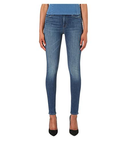 ea96c4b6b52 J Brand  Maria  High Rise Skinny Jeans (Fleeting) In Identity
