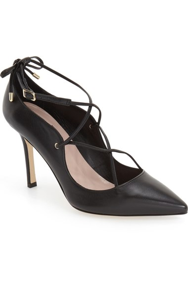 50c8890975ae Kate Spade  Priscilla  Pump (Women) In Black Nappa