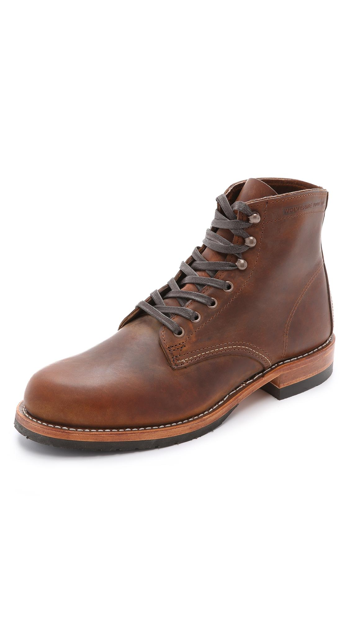 0e1c206783d Evans Boots in Brown