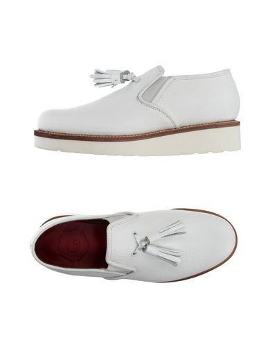 4c9a9214846 Grenson Loafers In White