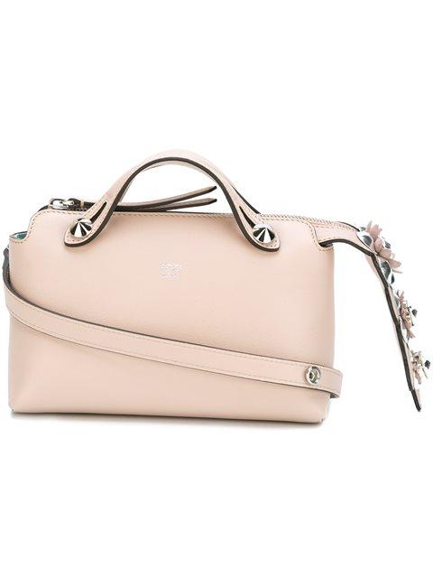 Fendi By The Way Small Shoulder Bag - Cream In Neutrals   ModeSens bead703b6e