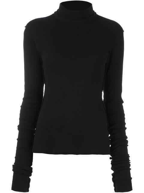 Damir Doma 'terno' Jumper In Black