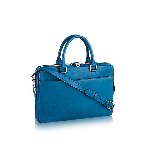 160b2fb4b9e1 Louis Vuitton Porte Documents Business Pm In Iceberg