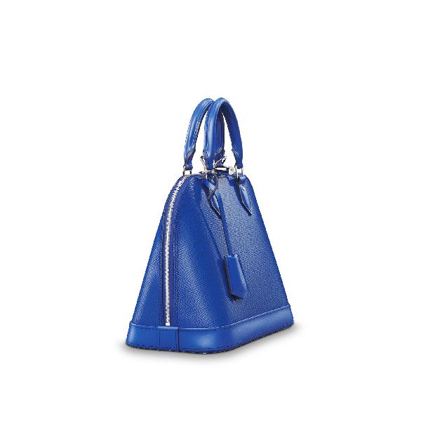 Louis Vuitton Alma Epi Mm Figue
