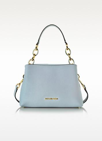 Baby Blue Handbag Michael Kors - Best Handbag 2018 d15422aad82b2