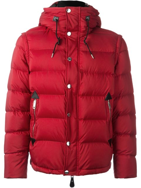 1f81cc834dee Burberry Hartley Hooded Quilted Jacket