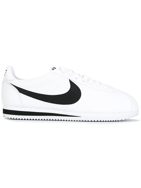 the best attitude b37eb a4389 Nike Men S Classic Cortez Leather Casual Sneakers From Finish Line ...