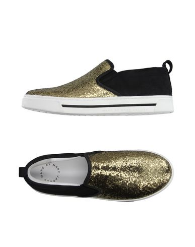 Marc By Marc Jacobs Sneakers In Platinum