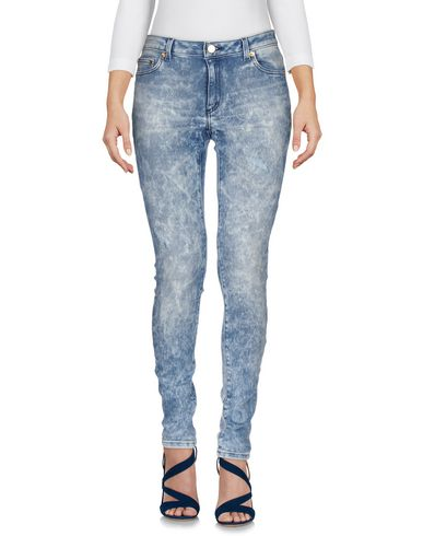 Michael Michael Kors Denim Pants In Blue