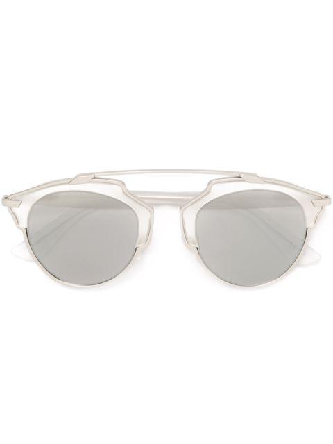 4e2071b651a7 Dior Eyewear  So Real  Sunglasses - Metallic