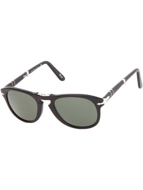 Persol Persol Sunglasses Round Black Round Frame Sunglasses Frame 4RL5qc3jA