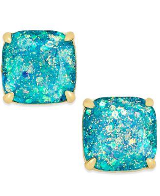 3375b0a26f5f1 Kate Spade Opal Glitter Stud Earrings - Best All Earring Photos ...