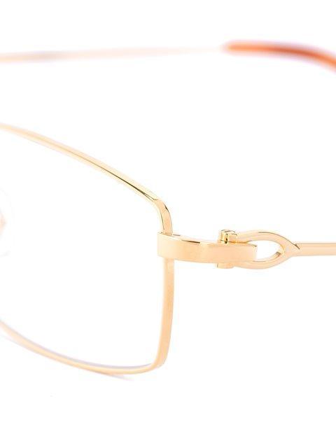 98f477d5dac Cartier  DéCor C  Optical Glasses - Metallic
