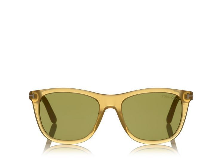 e8ad9bf754 Tom Ford Andrew Sunglasses With Barbarini Lenses In Honey