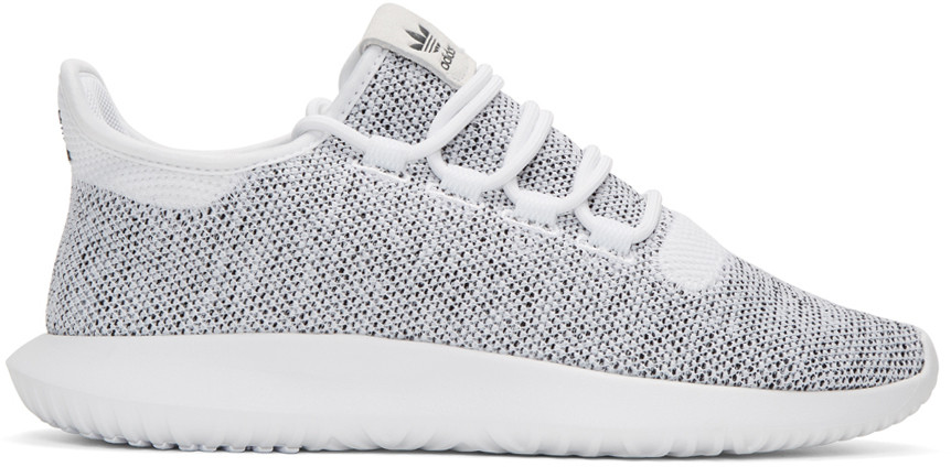 Adidas Originals Adidas Tubular Shadow Knit Sneakers - Neutrals ... 4a0f848c9