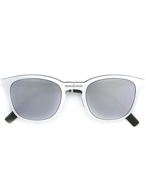 a7292bba493c Dior Eyewear Soft Square Foldable Sunglasses - Farfetch In 011Sf ...