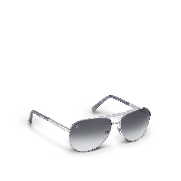5f25e9b9897 Louis Vuitton Attitude Pilote Sunglasses | ModeSens