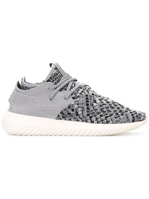 Adidas Originals Adidas Tubular Entrap Light Grey Sneaker