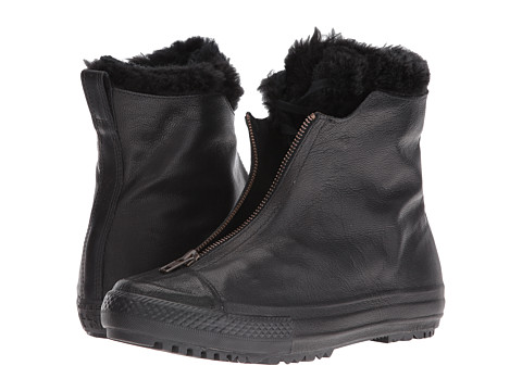 Converse Chuck Taylor® All Star® Shroud Leather + Fur Hi-Rise Boot ... 7b9bf24c14f42