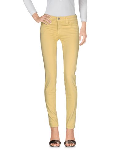 J Brand Denim Pants In Yellow