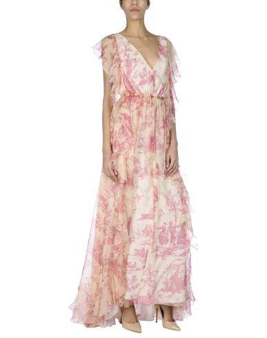 Philosophy Di Lorenzo Serafini Long Dresses In Garnet