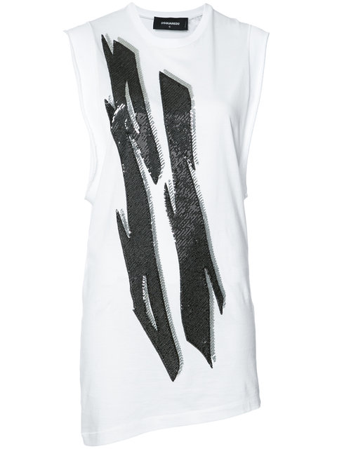 dsquared2-tiger-flash-sequined-t-shirt