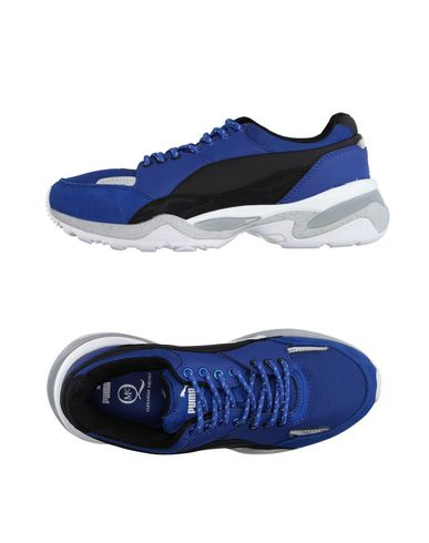 Mcq Puma Sneakers In Blue
