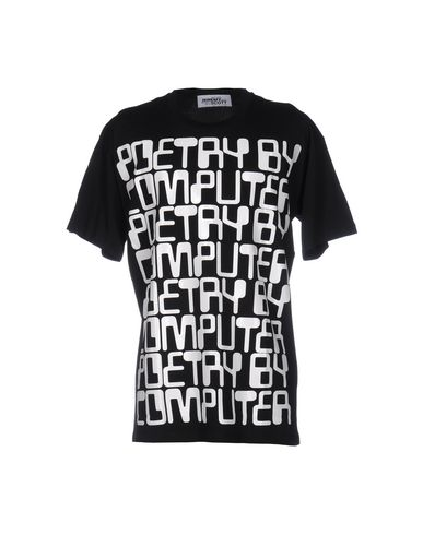 Jeremy Scott T-Shirts In Black
