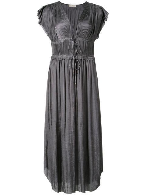 Ulla Johnson Kaiya Dress In Midnight