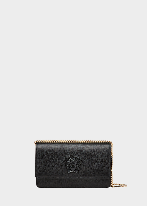 405ca25f54 Versace Black Small Medusa Shoulder Bag | ModeSens