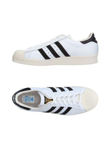 cheap for discount a3472 ef3a1 Adidas Originals Adidas Superstar Boost Sneaker In Black And White Leather