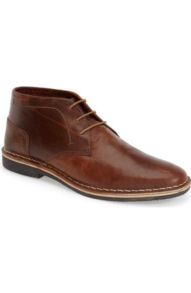 0ca0e70d6d3 Steve Madden Harken Chukka Boots Men S Shoes In Cognac