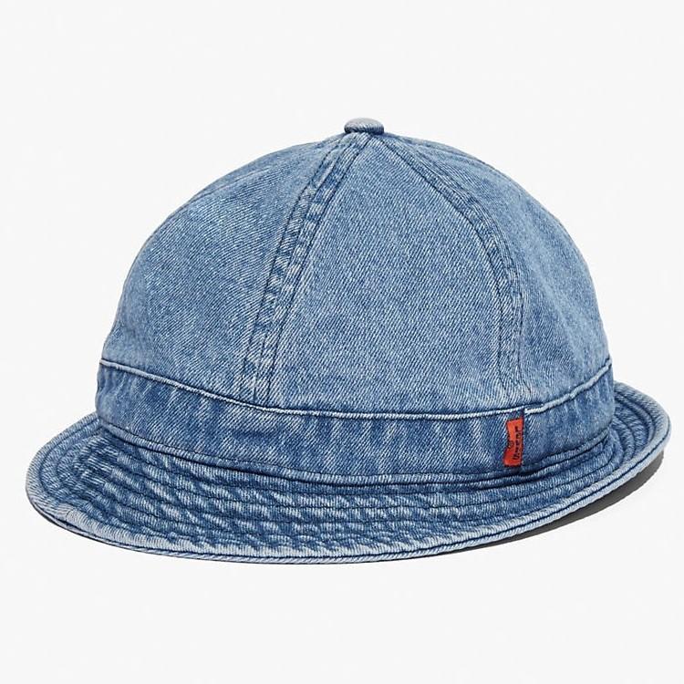 7f08cb45053 Levi S Orange Tab Denim Bucket Hat - Light Blue