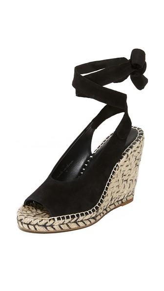1b6c14e9744 Joie Kael Wedge Sandal In Black