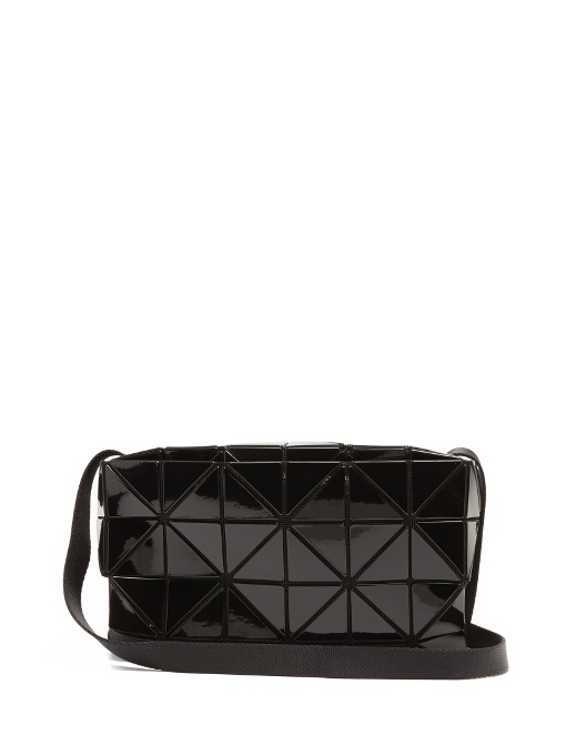 84a25ca2b20 Bao Bao Issey Miyake Carton Gloss Cross-Body Bag In Black   ModeSens