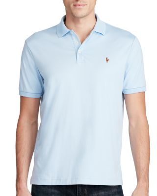 Pima Polo Soft Ralph Shirts Lauren Touch WDEH29I
